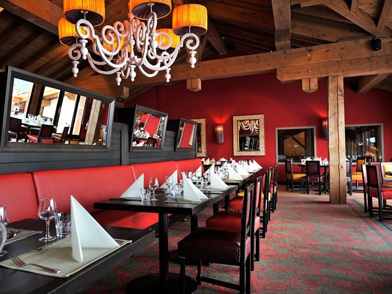 Le restaurant La Vanoise du Club Med Peisey-Vallandry