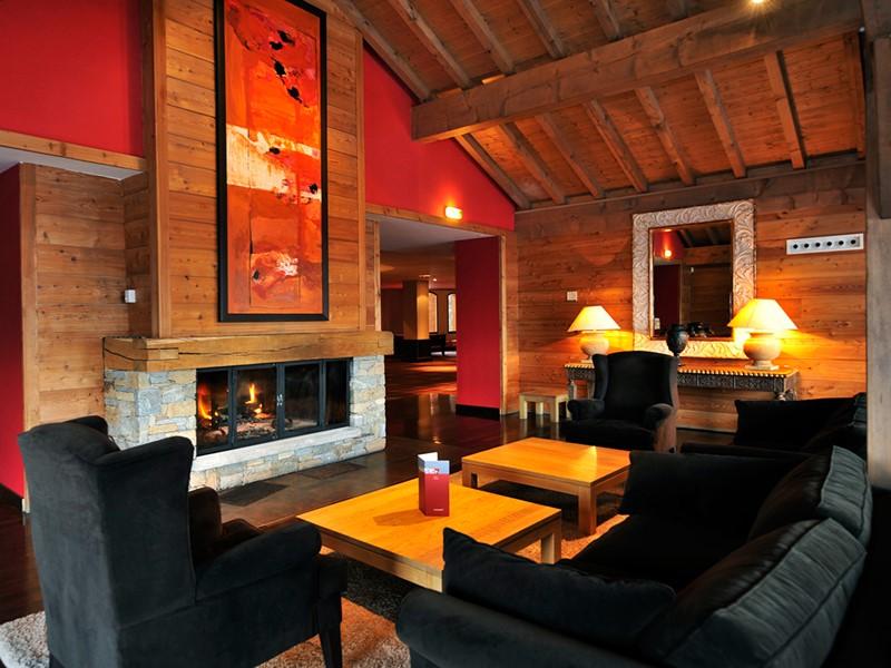 Profitez d'un moment de détente au lounge du Club Med