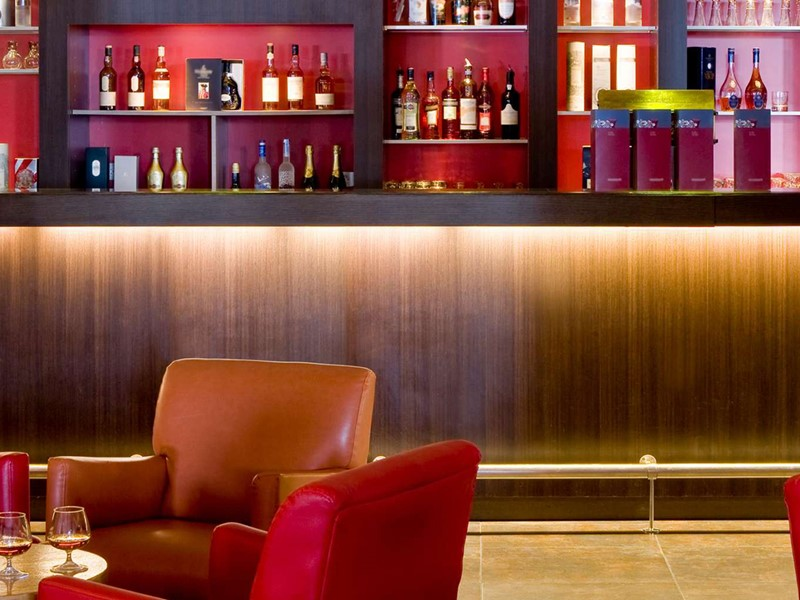 Le bar L'Aiguille Grive du Club Med Peisey-Vallandry