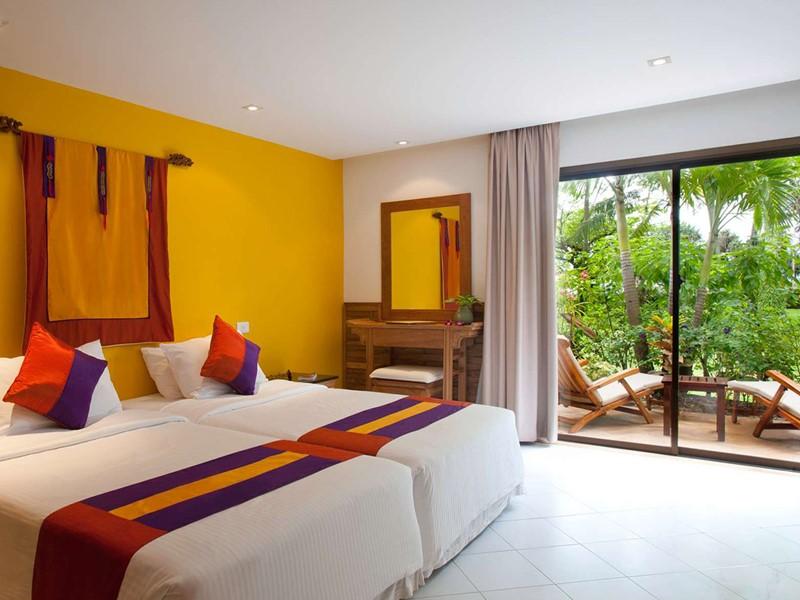 Chambre Deluxe Terrasse/Balcon du Club Med Phuket
