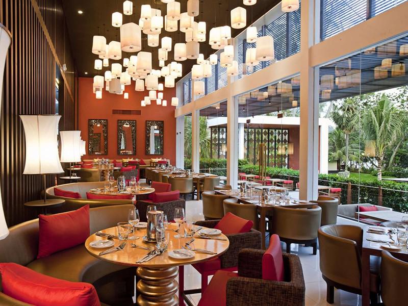Le restaurant The Chu-da du Club Med Phuket