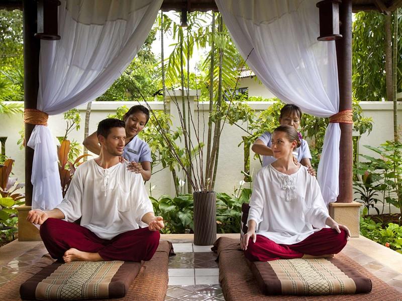 Détente et bien-être au spa du Club Med Phuket