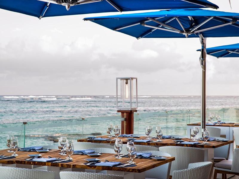 Dégustez des produits locaux au restaurant Indigo du Club Med