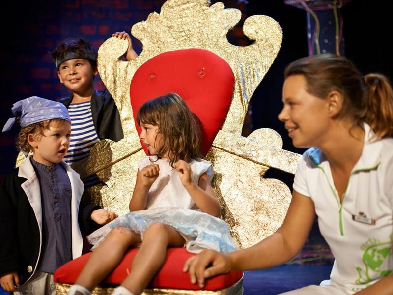 Le coin enfants du Club Med en République Dominicaine