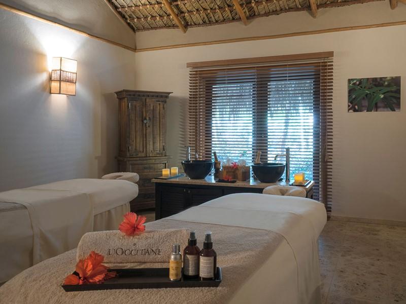 Le spa du Club Med situé à Punta Cana