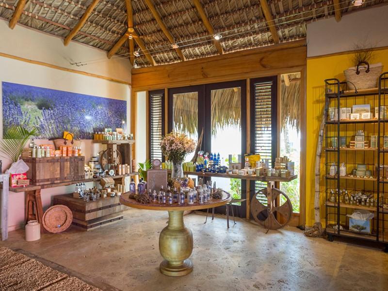 Le Club Med Punta Cana vous offre une large gamme de produits de soin