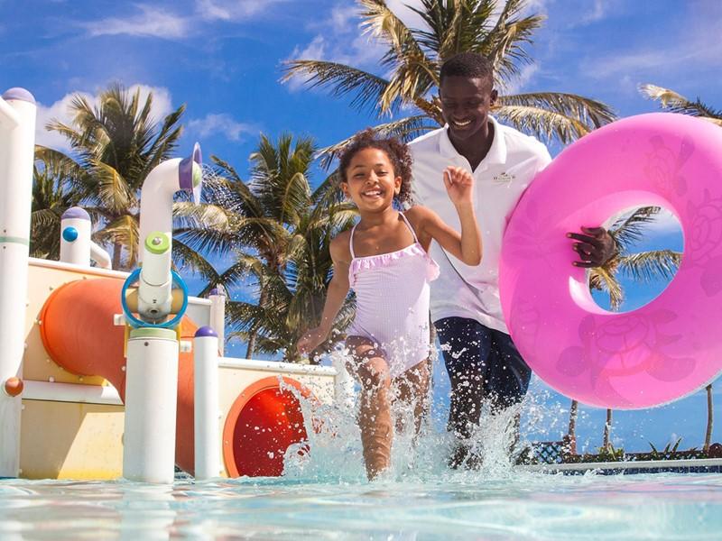 Les petits s'amuseront tout en s'épanouissant au Club Med
