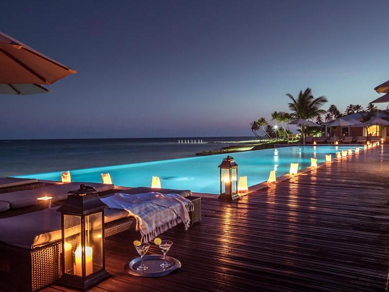 Profitez de la sublime piscine du Club Med Punta Cana