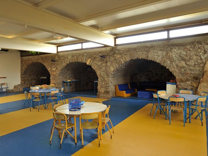 Le coin enfants du Club Med Sant'Ambroggio en Corse