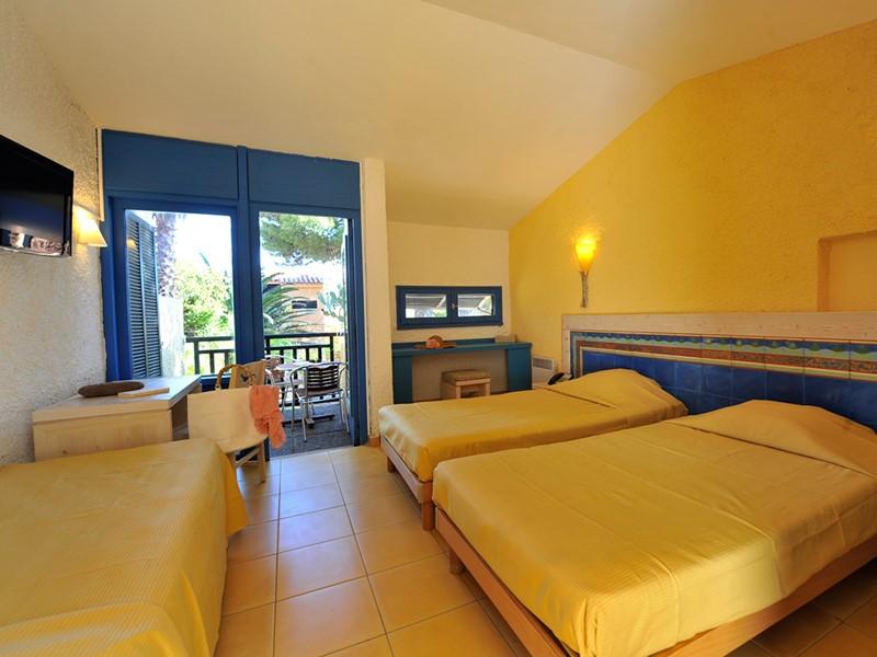 Chambre Club du Club Med Sant'Ambroggio