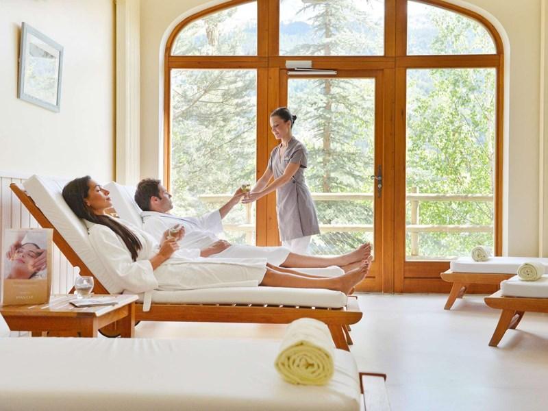 Détente et bien-être au spa du Club Med Serre-Chevalier