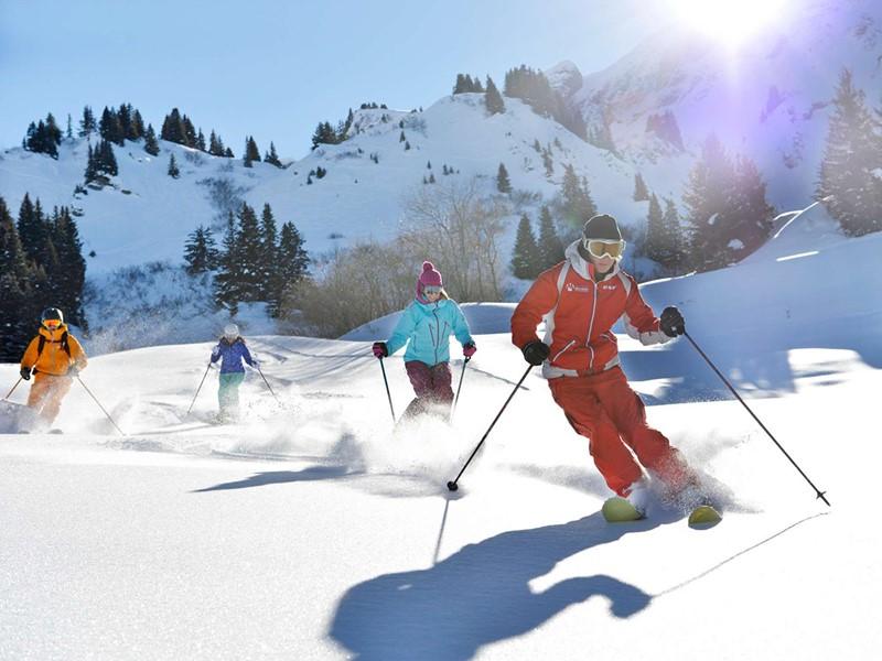 Le Club Med Serre-Chevalier est idéal pour les amateurs de glisse