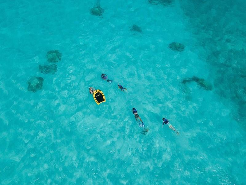 Initiez-vous au snorkeling