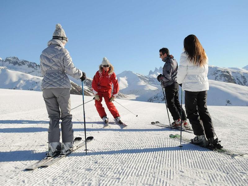 Le Club Med Tignes Val Claret est idéal pour les amateurs de glisse