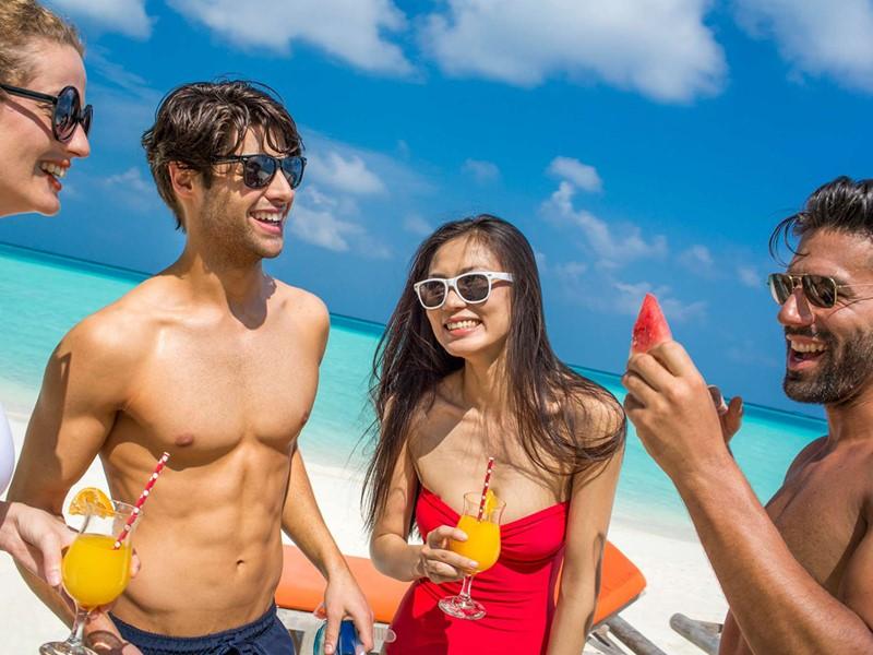 Séjour idéal entre amis au Club Med Turquoise