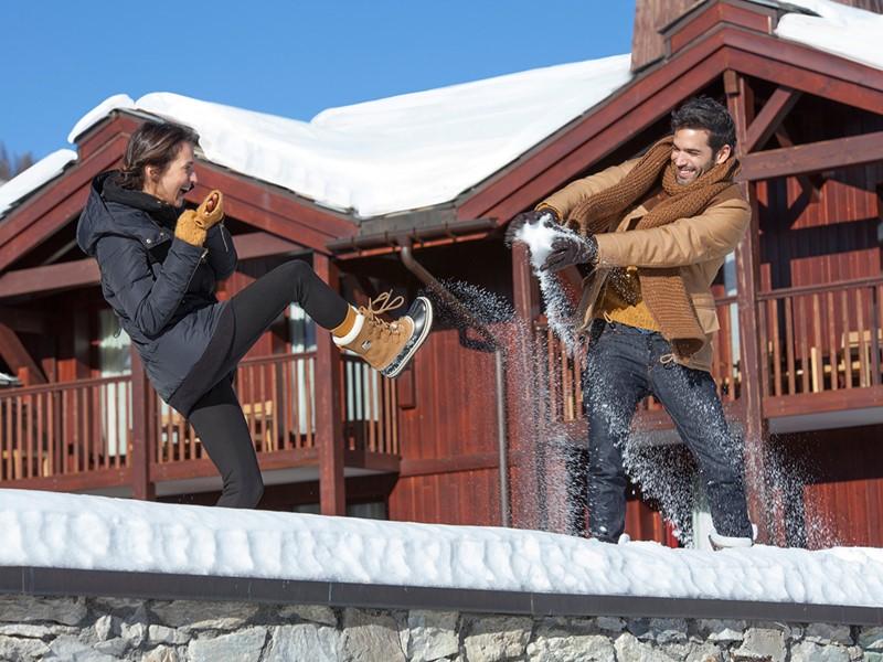 Profitez de moments privilégiés au Club Med Val d'Isère