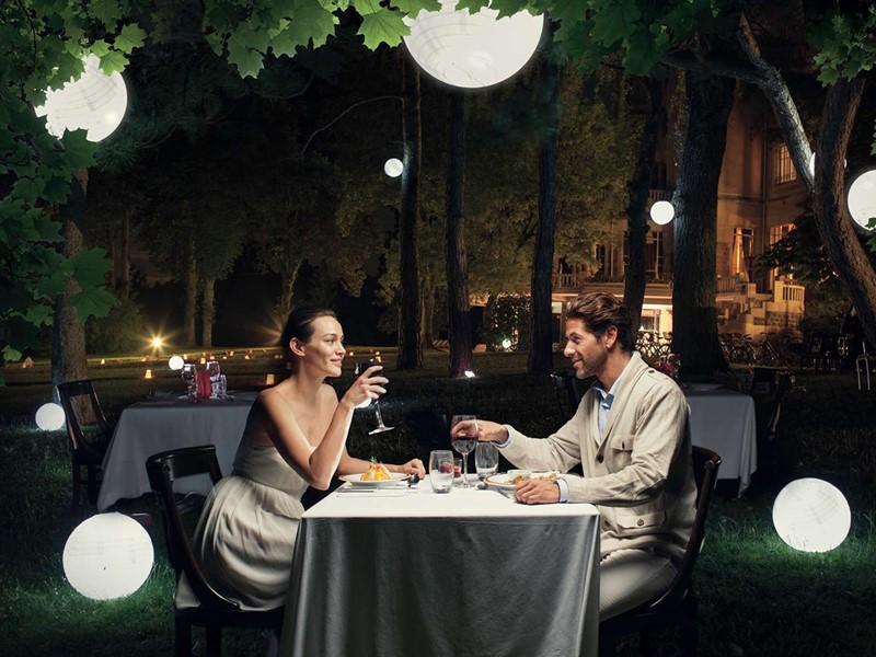 Profitez d'un dîner romantique au Club Med Vittel Ermitage