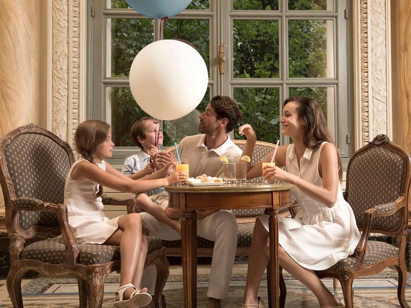 Séjour idéal en famille au Club Med Vittel Ermitage