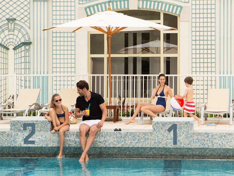 Séjour idéal en famille au Club Med Vittel Le Parc