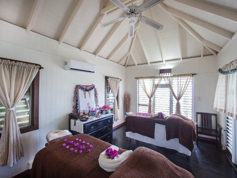 Le spa de l'hôtel 4 étoiles Cocos Hotel Antigua