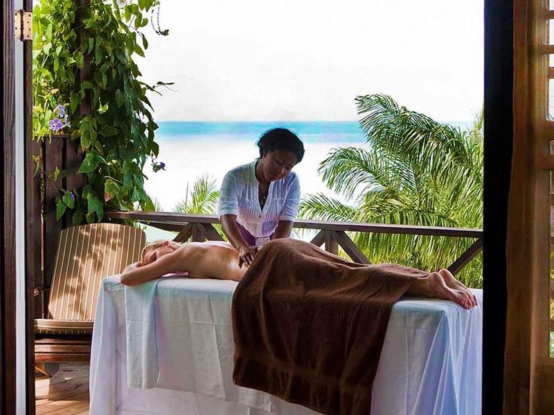 Profitez des somptueux soins du spa du Cocos Hotel