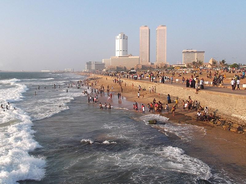 Séjour à Colombo