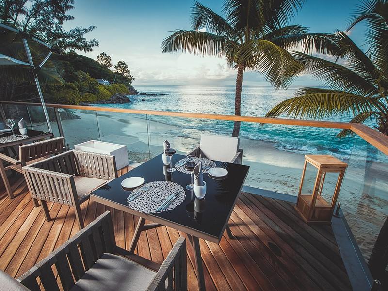Restaurant du Carana Beach Hôtel