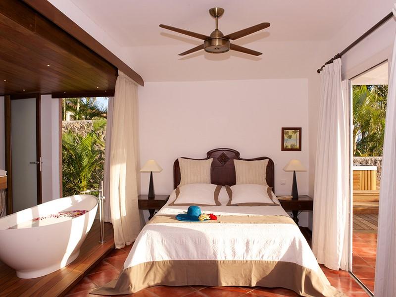 Suite Créole Villa Spa du Blue Margouillat Seaview Hôtel
