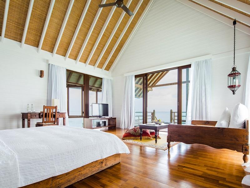 Two Bedroom Villa (COMO Villa) du COMO Cocoa Island