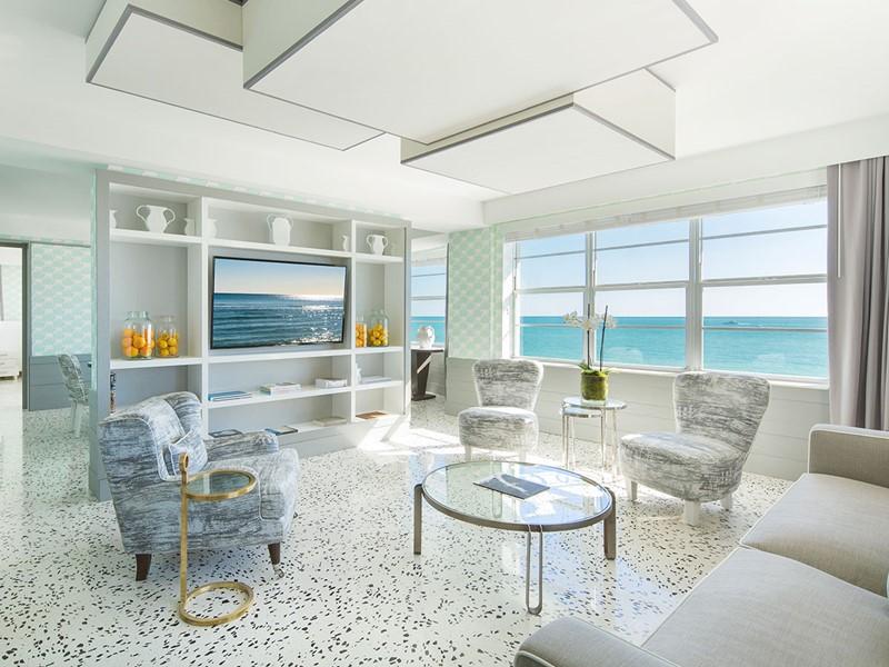 Como Suite du Como Metropolitan à Miami