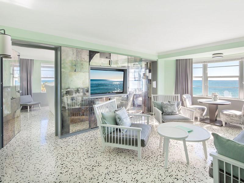 L'Ocean View Suite du prestigieux Como Metropolitan, à Miami Beach