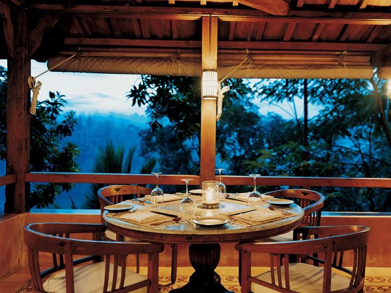 Autre vue du restaurant Kudus House