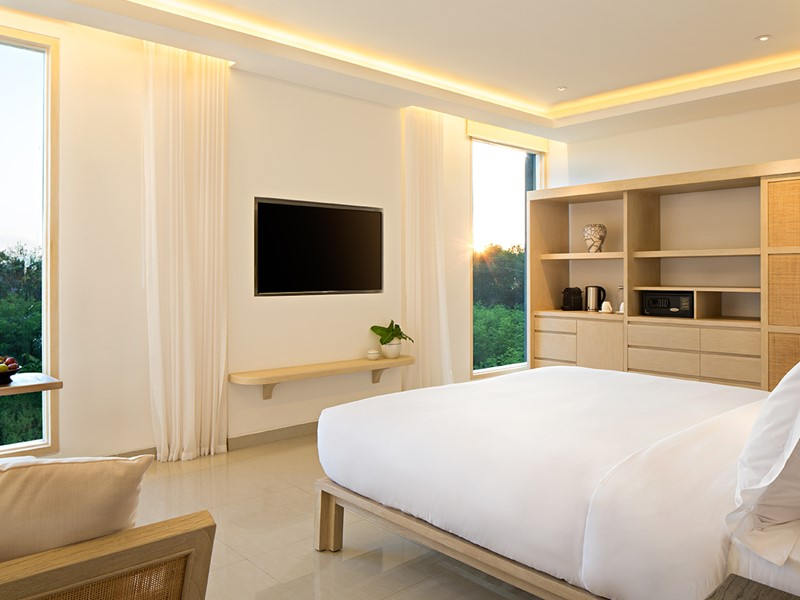 Canggu Room de l'hôtel COMO Uma Canggu