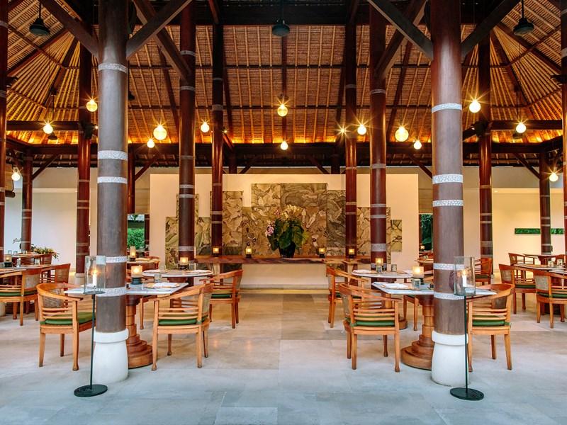 Cuisine d'inspiration balinaise et indonésienne au restaurant Kemiri