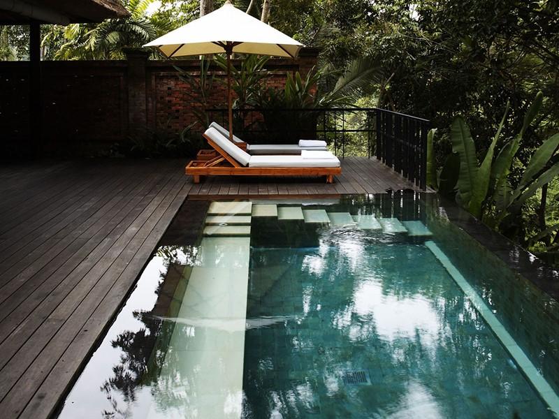COMO Villa de l'hôtel Uma by Como à Bali