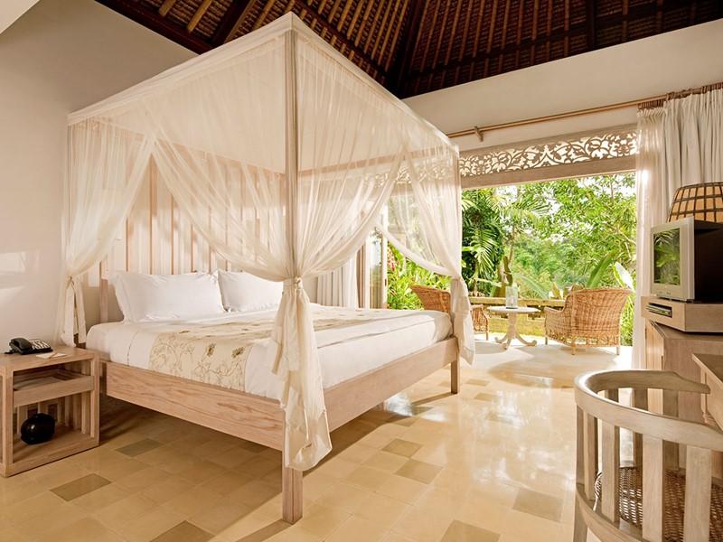 Terrace Room de l'hôtel Uma by Como à Bali