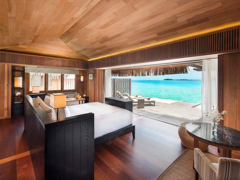 Deluxe Overwater Villa
