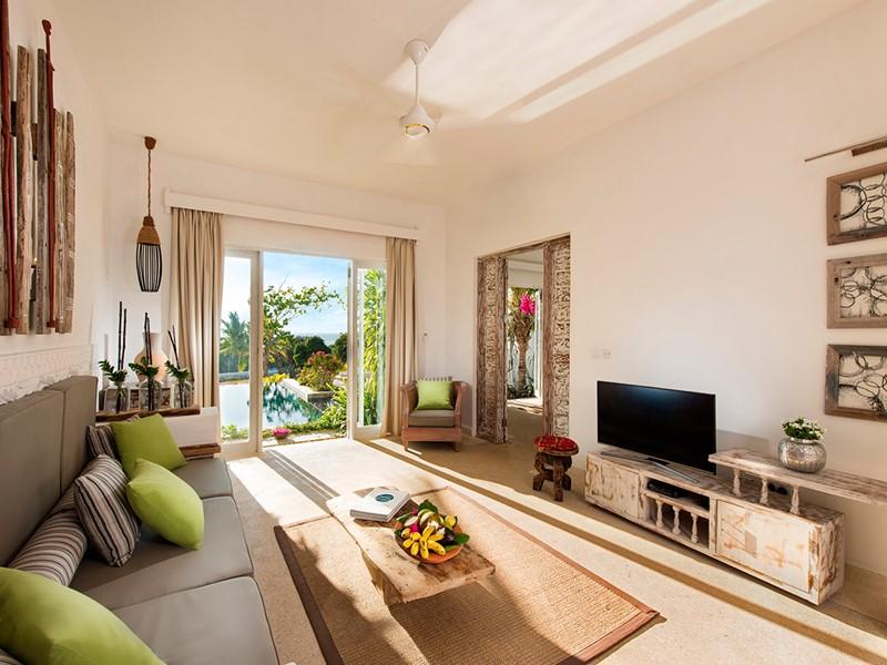 Ambassador Villa de l'hôtel Constance Aiyana Pemba