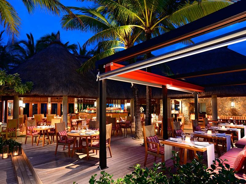 Le restaurant La Spiaggia