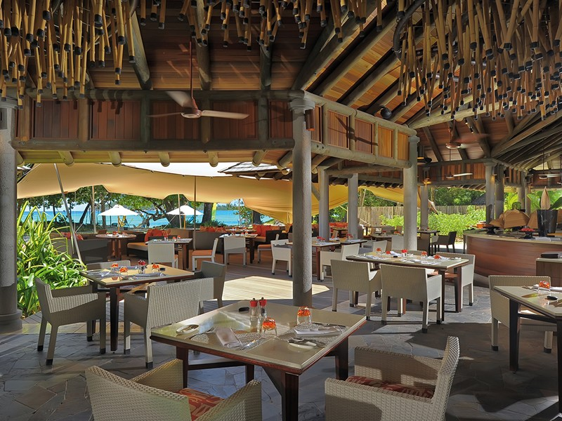 Le restaurant Seselwa