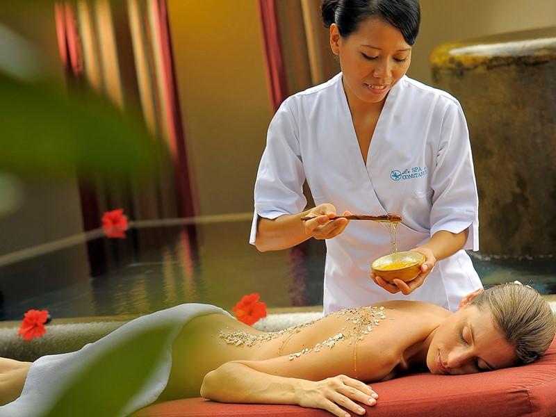 Profitez d'une sélection de soins revitalisants au spa