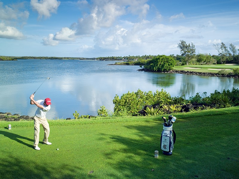 Les férus de golf pourront s'adonner à leur passion