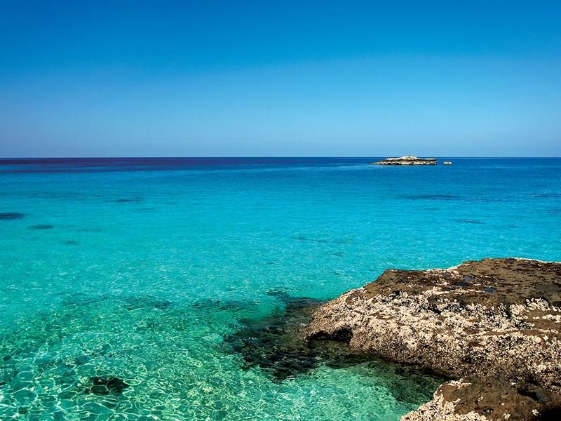 Lagon sublime et préservé de l'île de Tsarabanjina