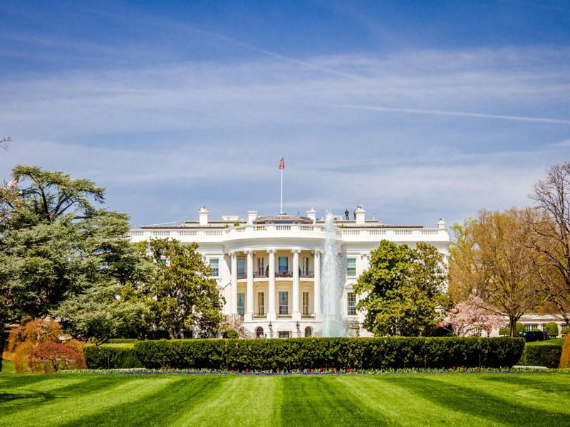 La célèbre Maison Blanche