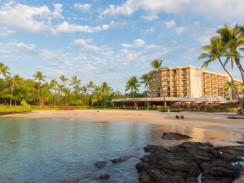 Vue du Courtyard by Marriott King Kamehameha's Kona