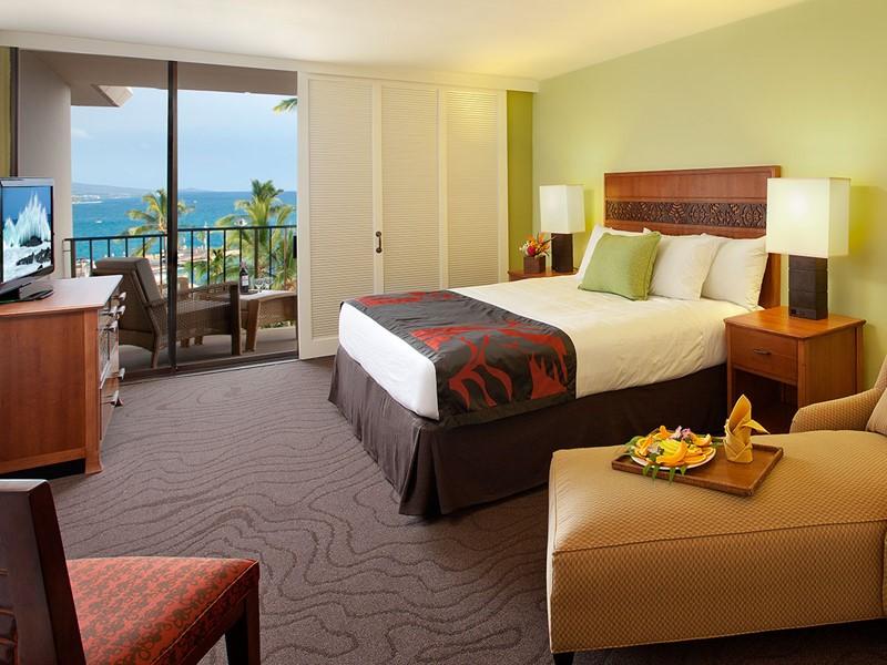1 Bedroom Suite du Courtyard by Marriott King Kamehameha's Kona