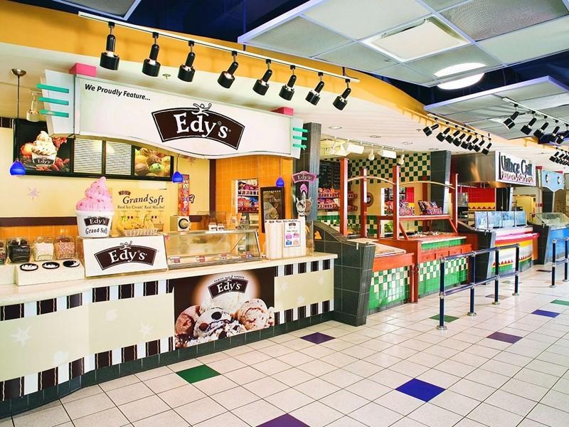 Edy's Grand Ice Cream® du Courtyard Orlando Lake Buena Vista