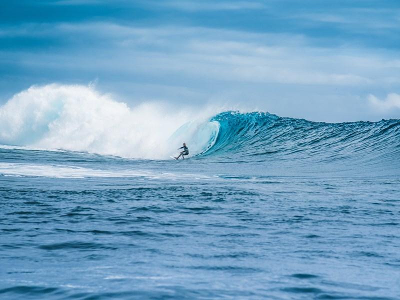 Surfez à Tahiti