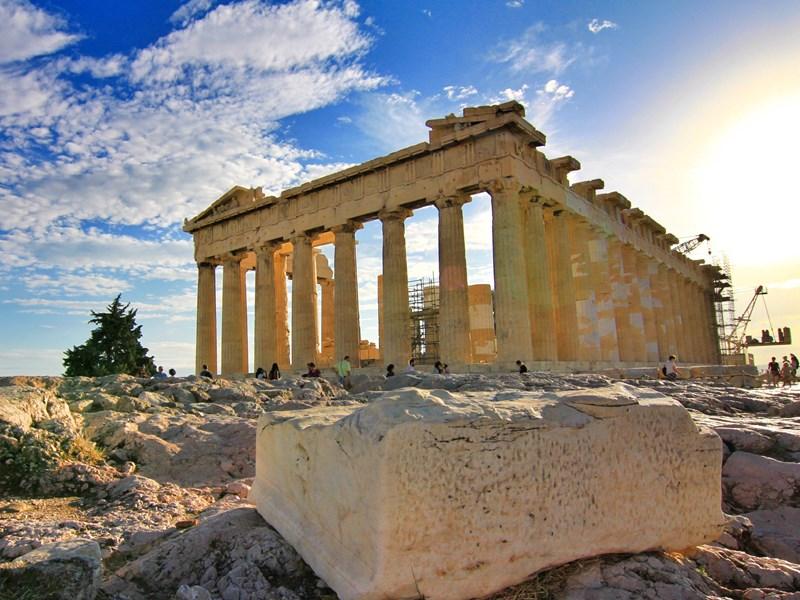 Le Parthénon