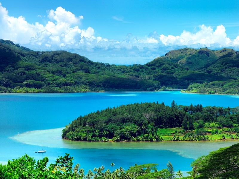 Huahine est une île au charme authentique